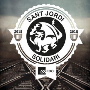 Sant Jordi Solidari 2018