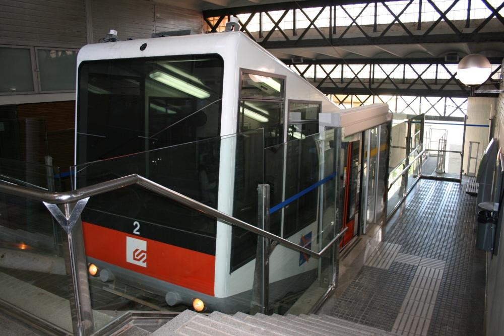 FGC-Funicular-Vallvidrera