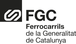 Logo FGC negre
