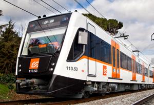 Tren a la pobla