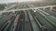 Mercaderies tren