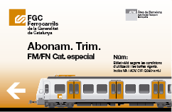 Abon trim FMFN Cat especial