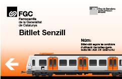 Bitllet FGC