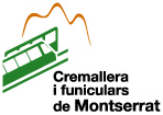 Logo Cremallera i Funicular de Montserrat