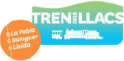 Logo Tren dels Llacs