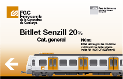 senzill 20 percent cat general