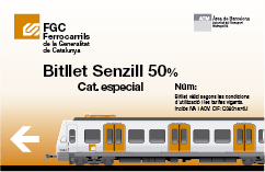 senzill 50 percent cat general