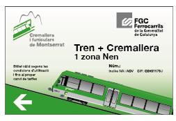 Train + Cremallera