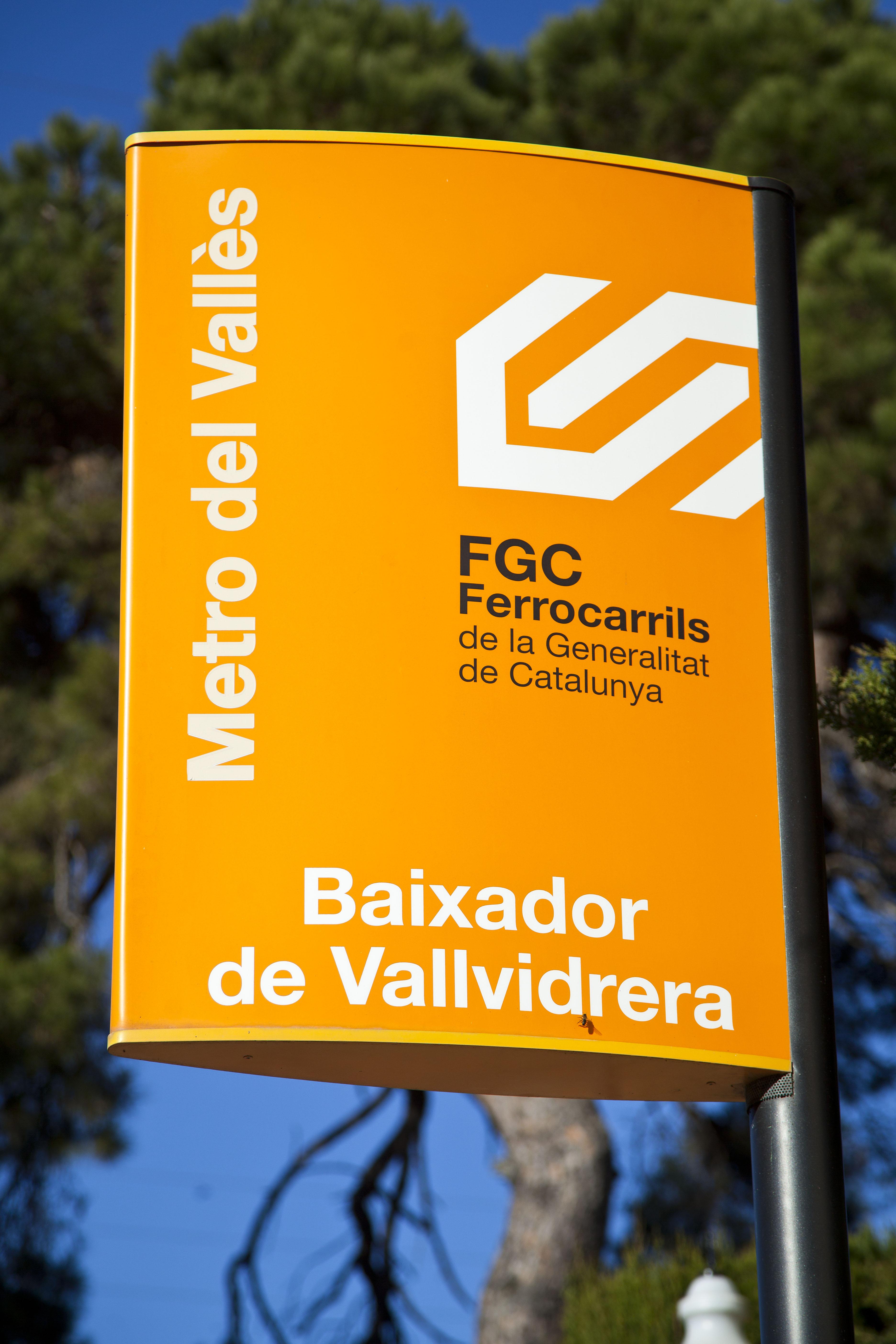 BAIXADOR -DE -VALLVIDRERA -FGC