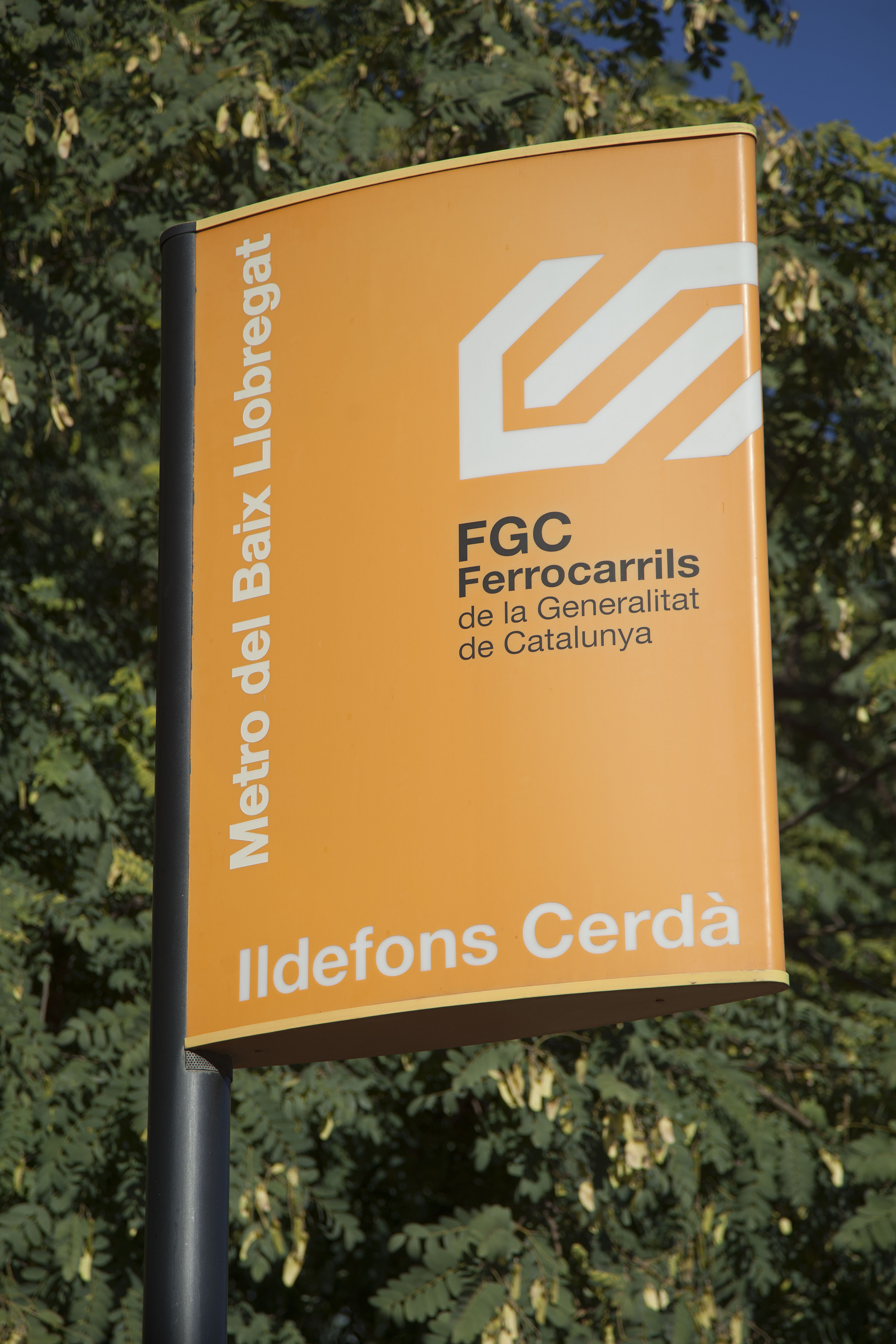 ILDEFONS -CERDÀ -FGC