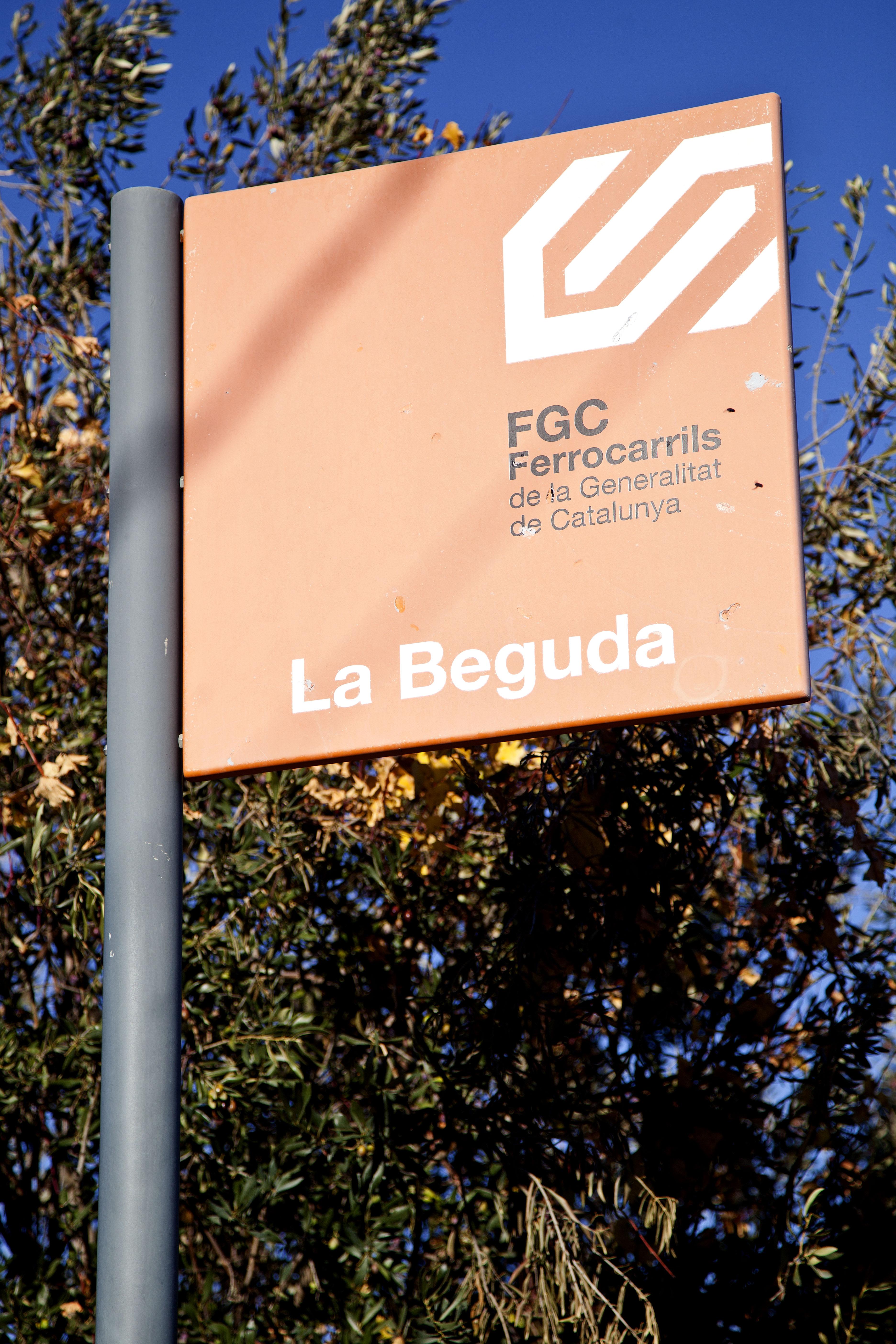LA- BEGUDA- FGC
