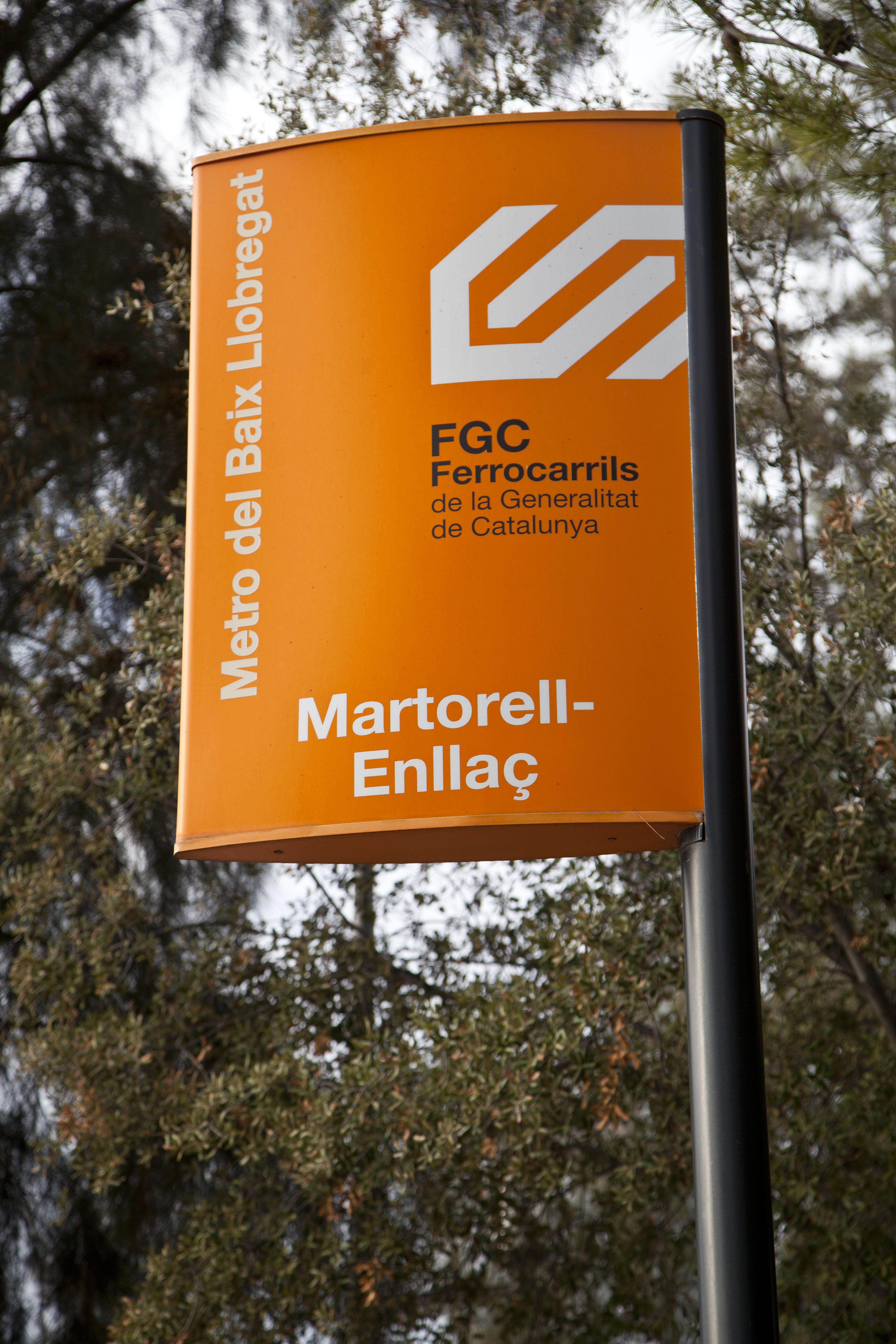 MARTORELL-ENLLAÇ-FGC