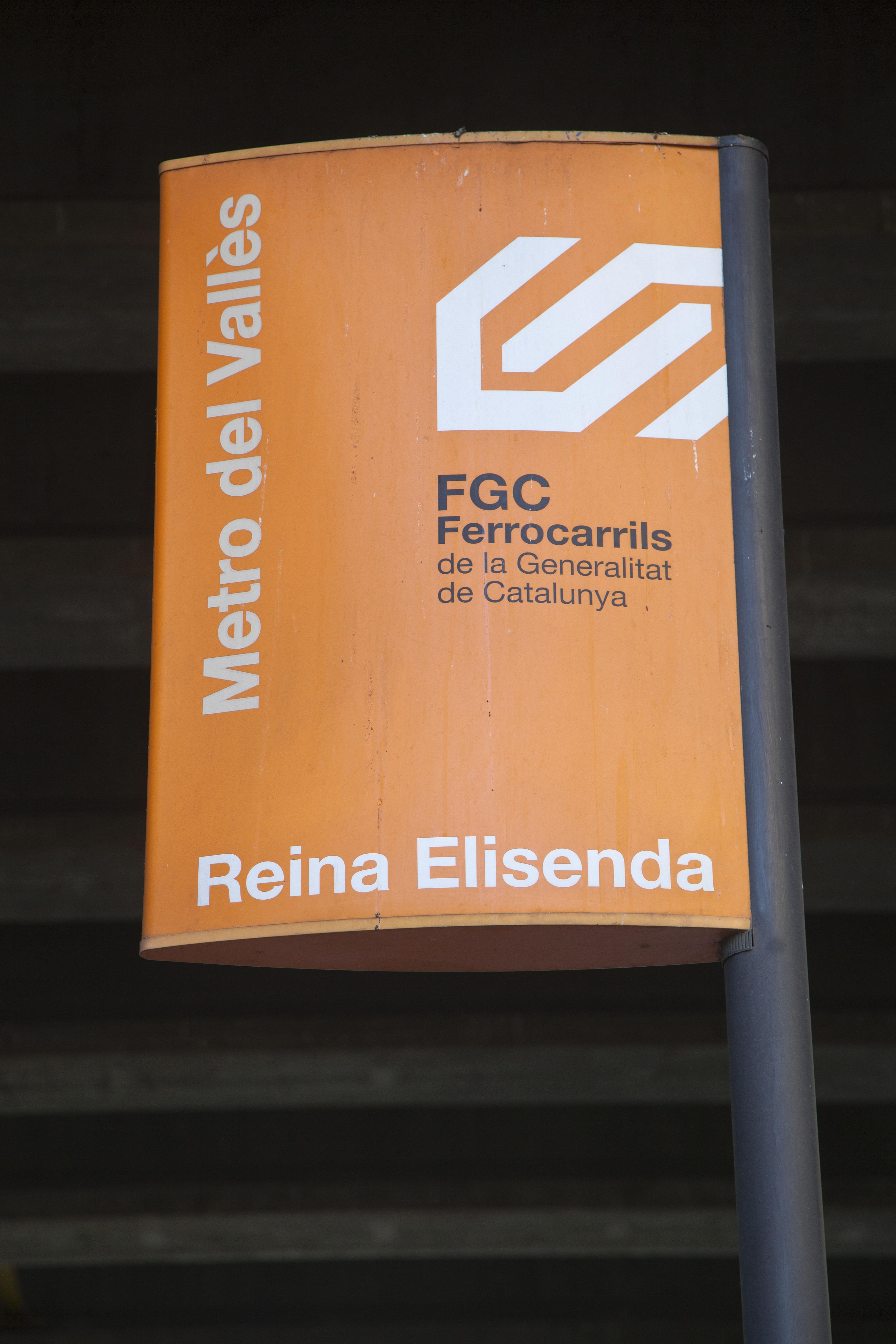 REINA -ELISENDA- FGC