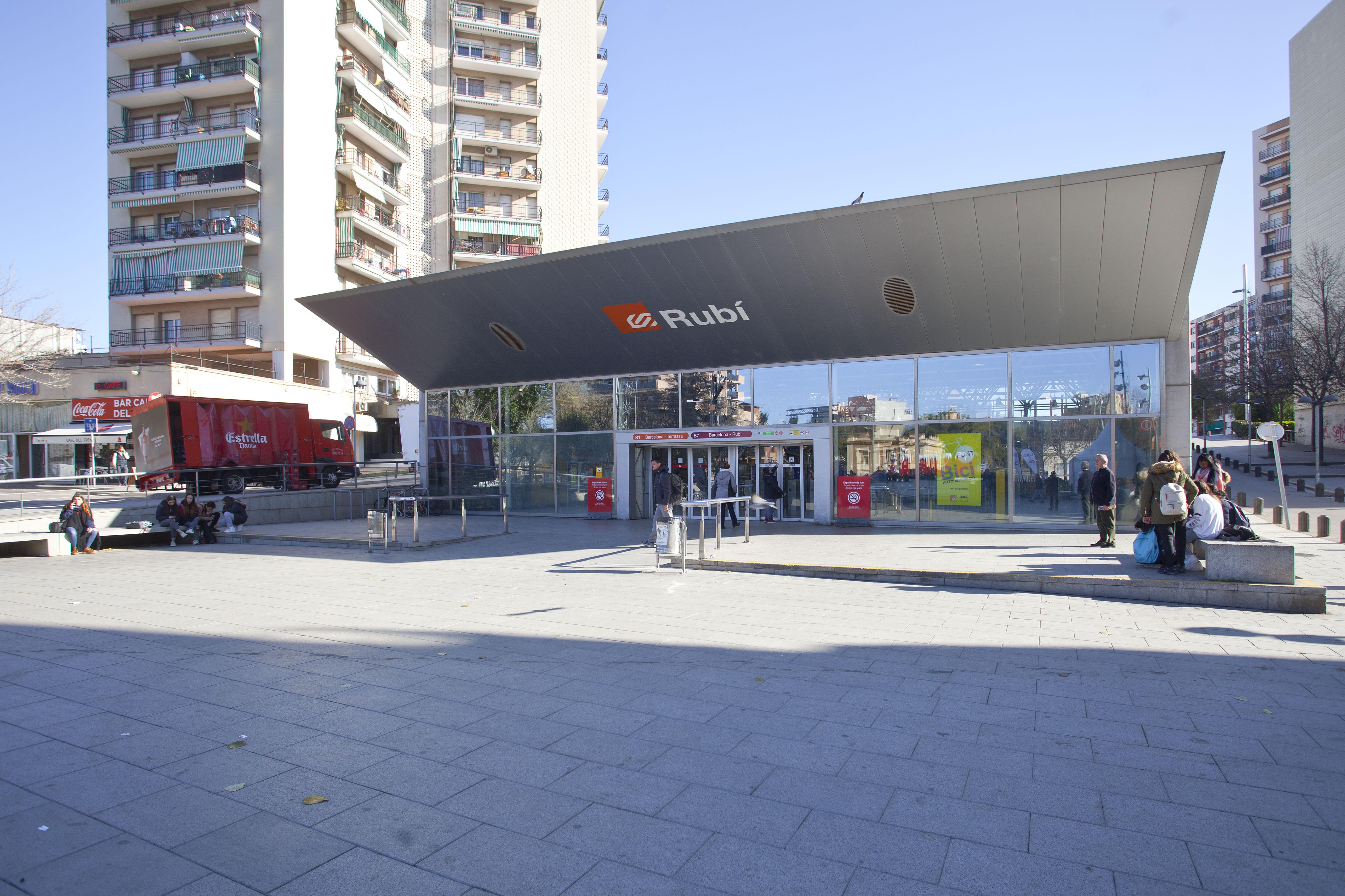 Rubi Ferrocarrils De La Generalitat De Catalunya Ferrocarrils