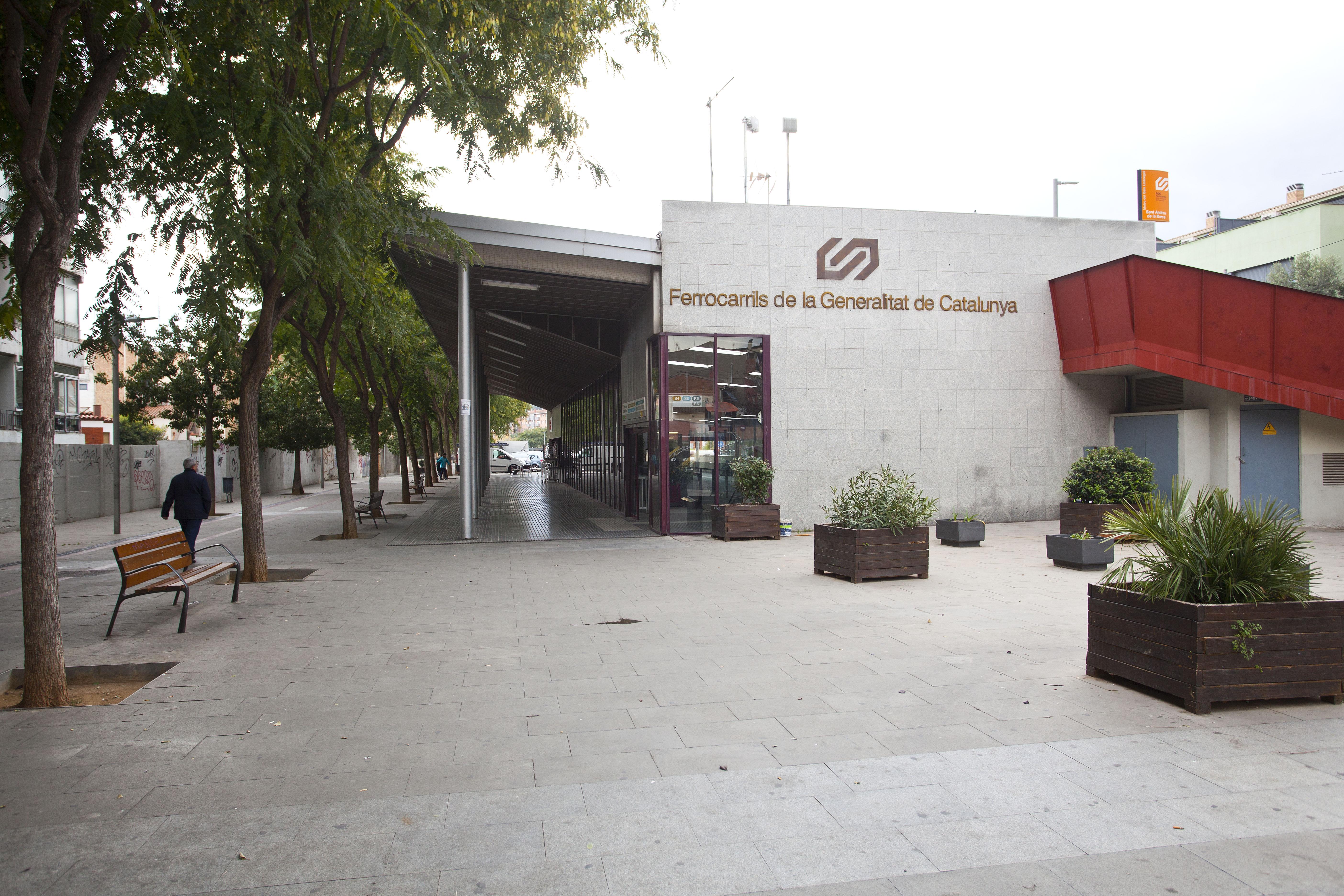 ST- ANDREU -BARCA -FGC