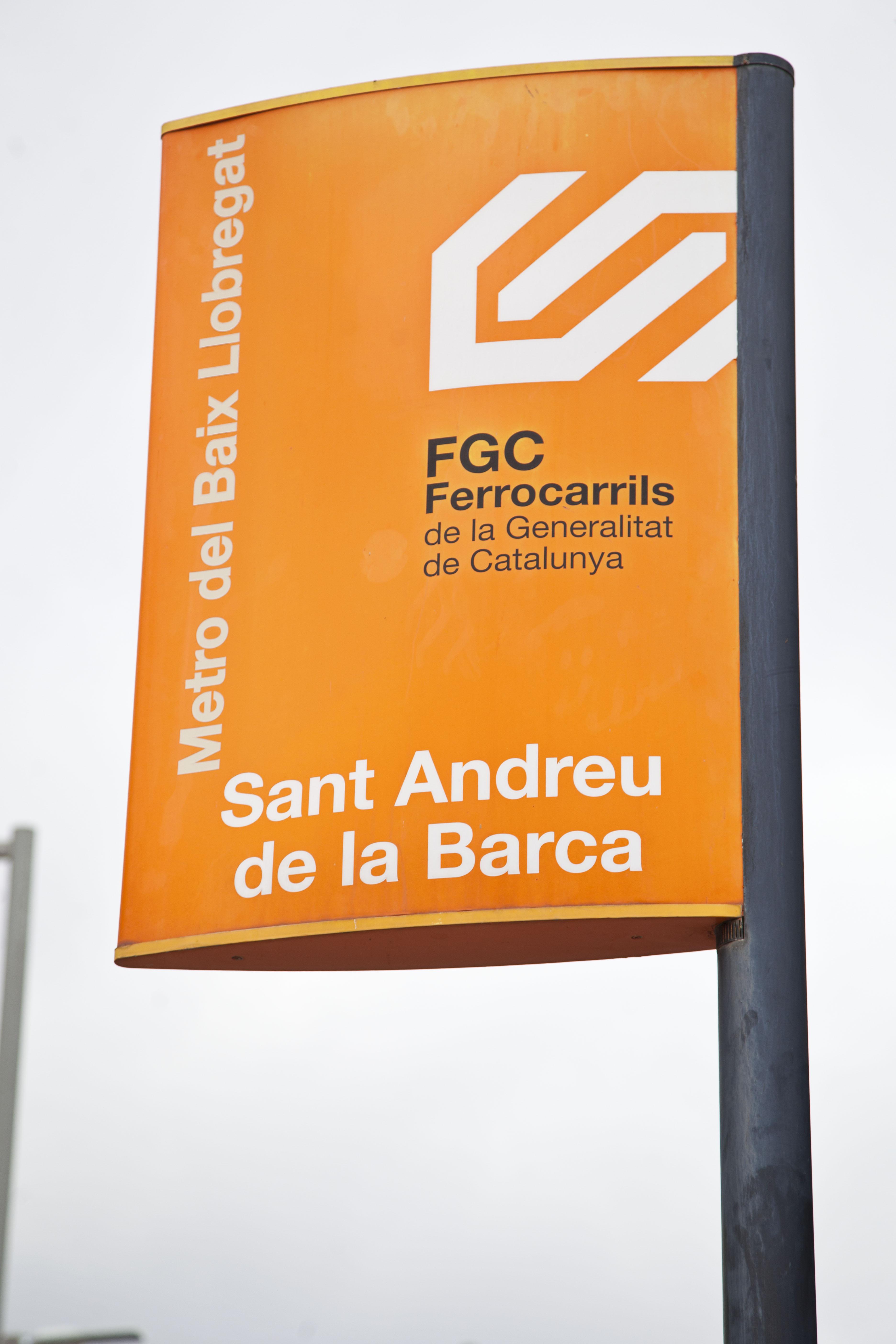 ST -ANDREU -BARCA- FGC