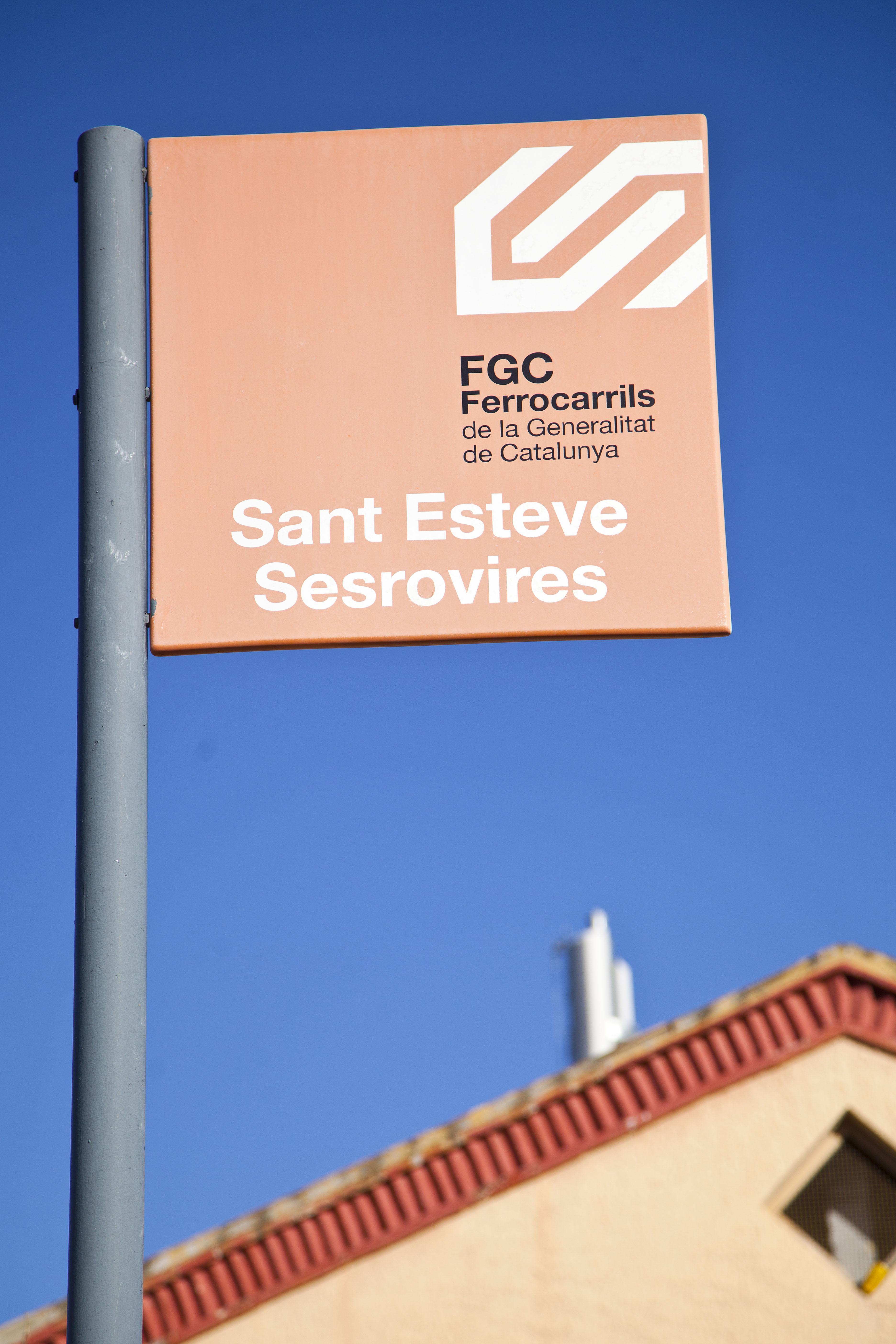 ST -ESTEVE- SESROVIRES -FGC