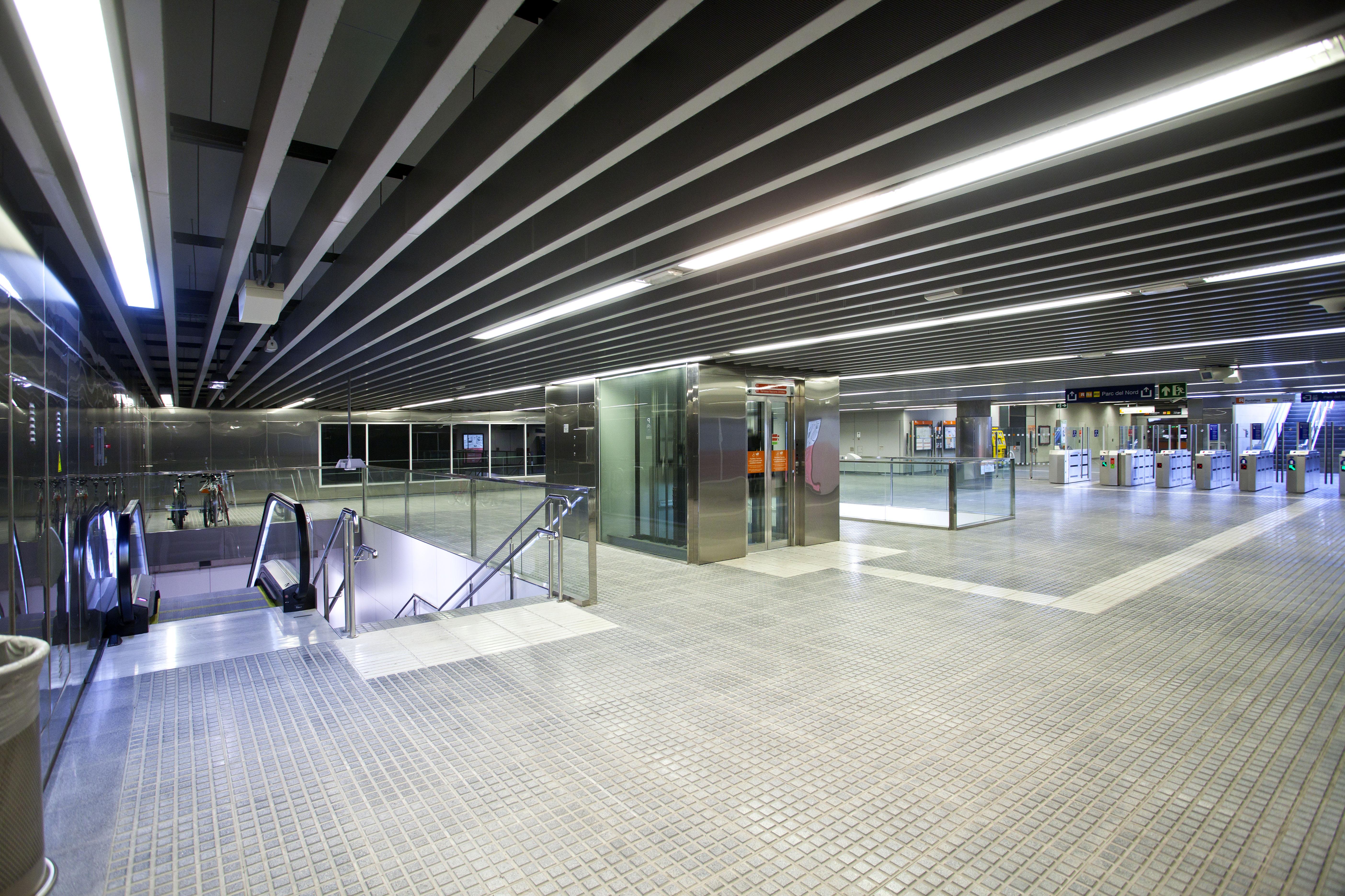 TERRASSA -ESTACIO -NORD -FGC