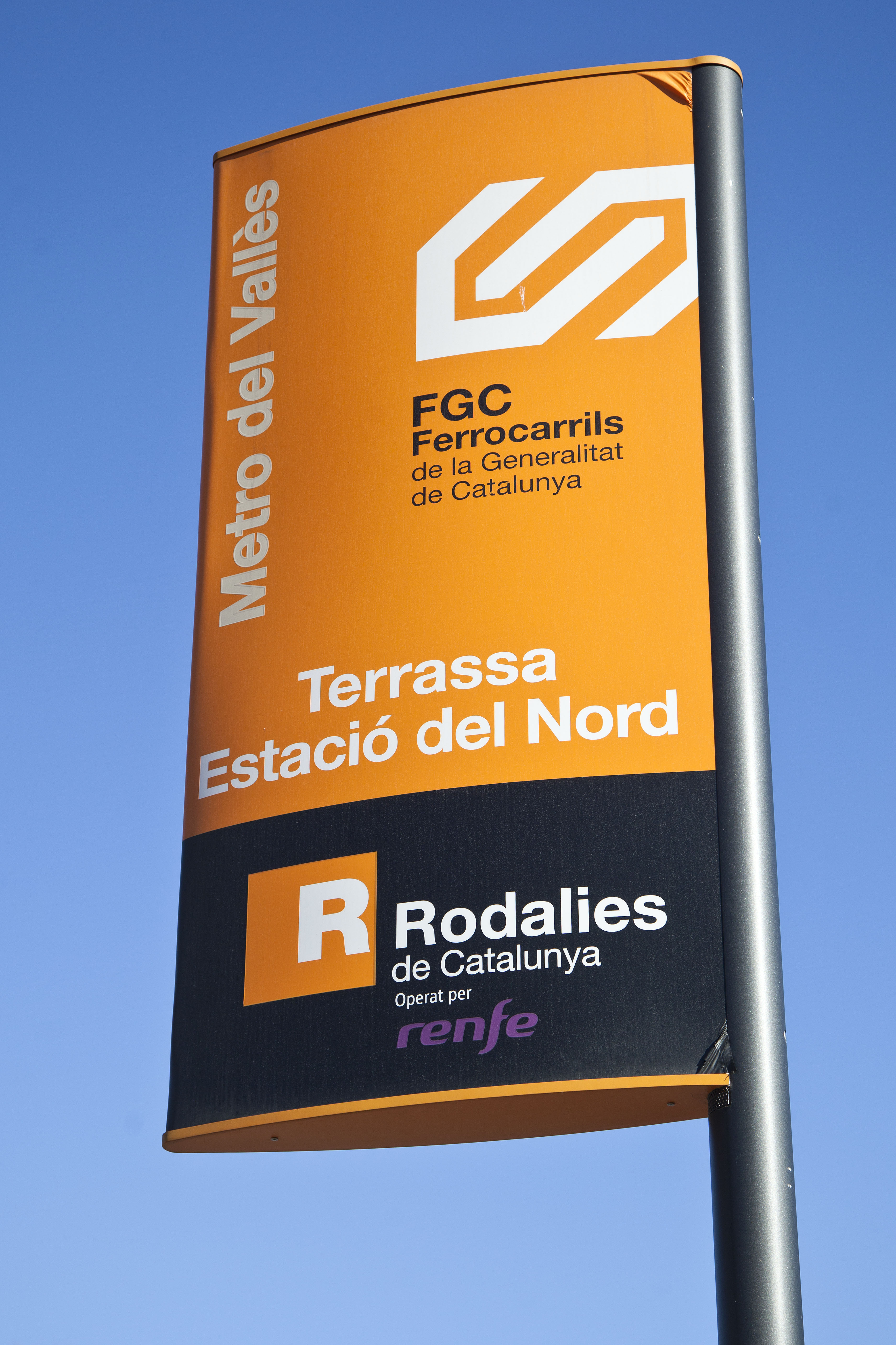 TERRASSA -ESTACIO- NORD- FGC