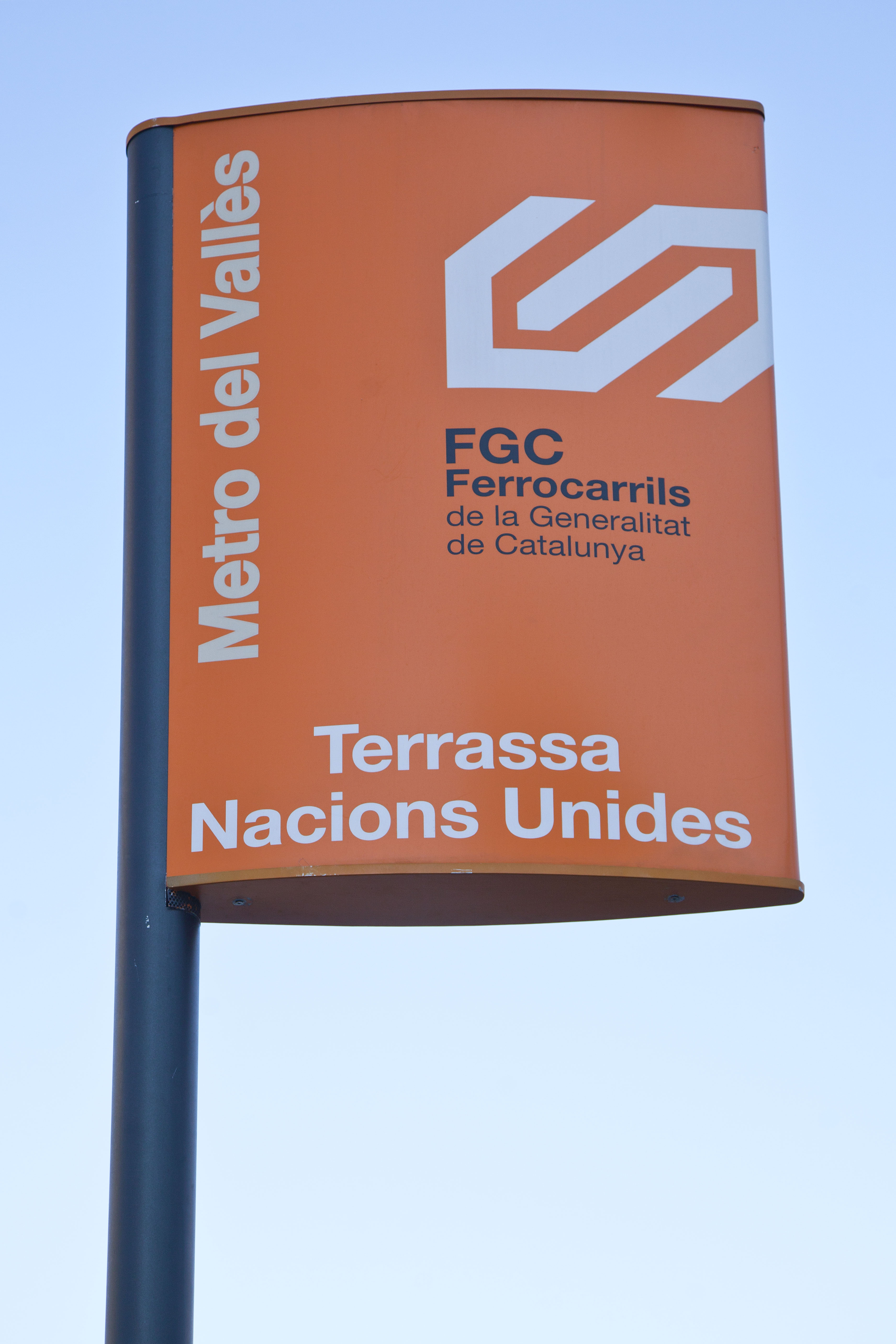 TERRASSA -NACIONS- UNIDES- FGC