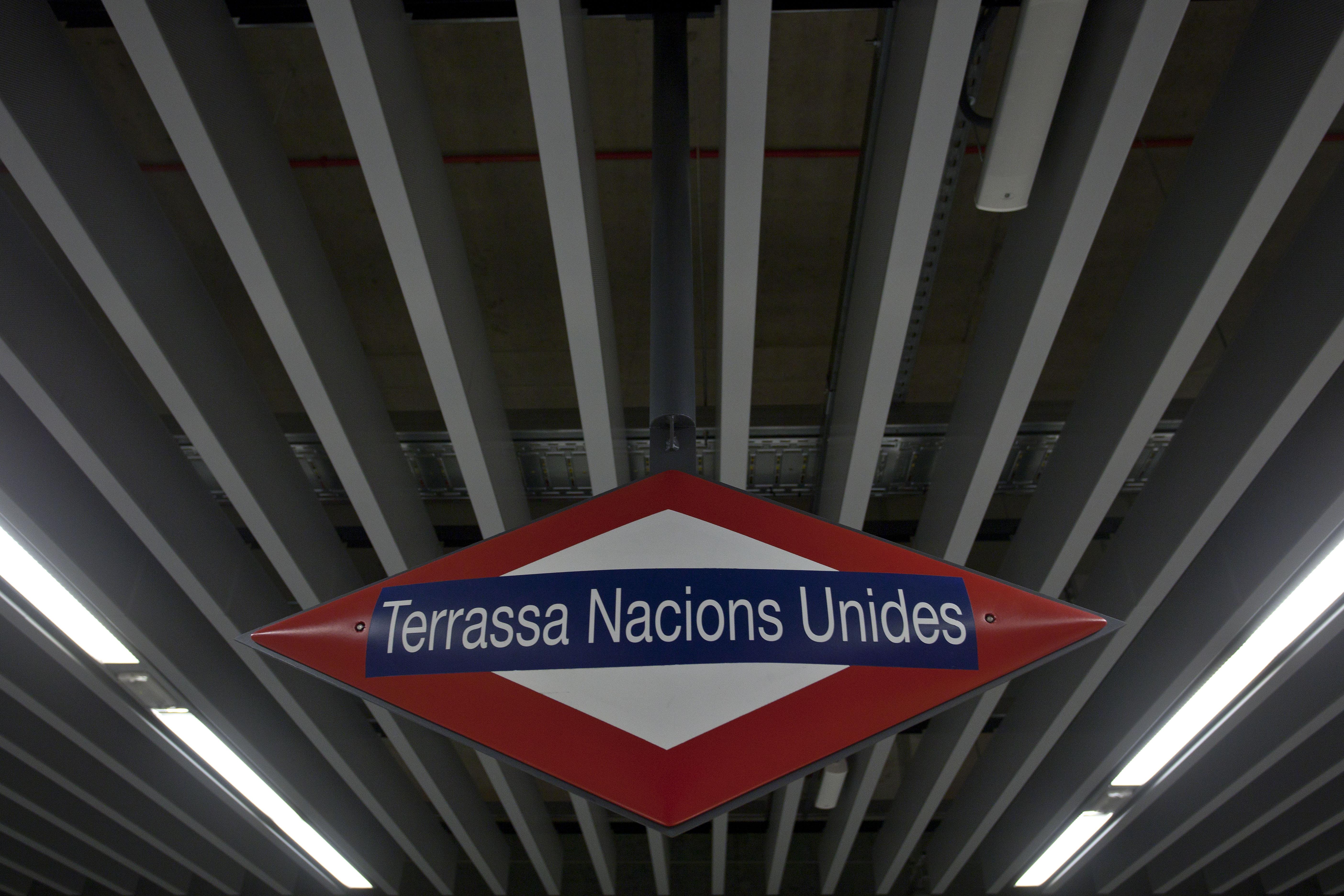 TERRASSA- NACIONS- UNIDES- FGC