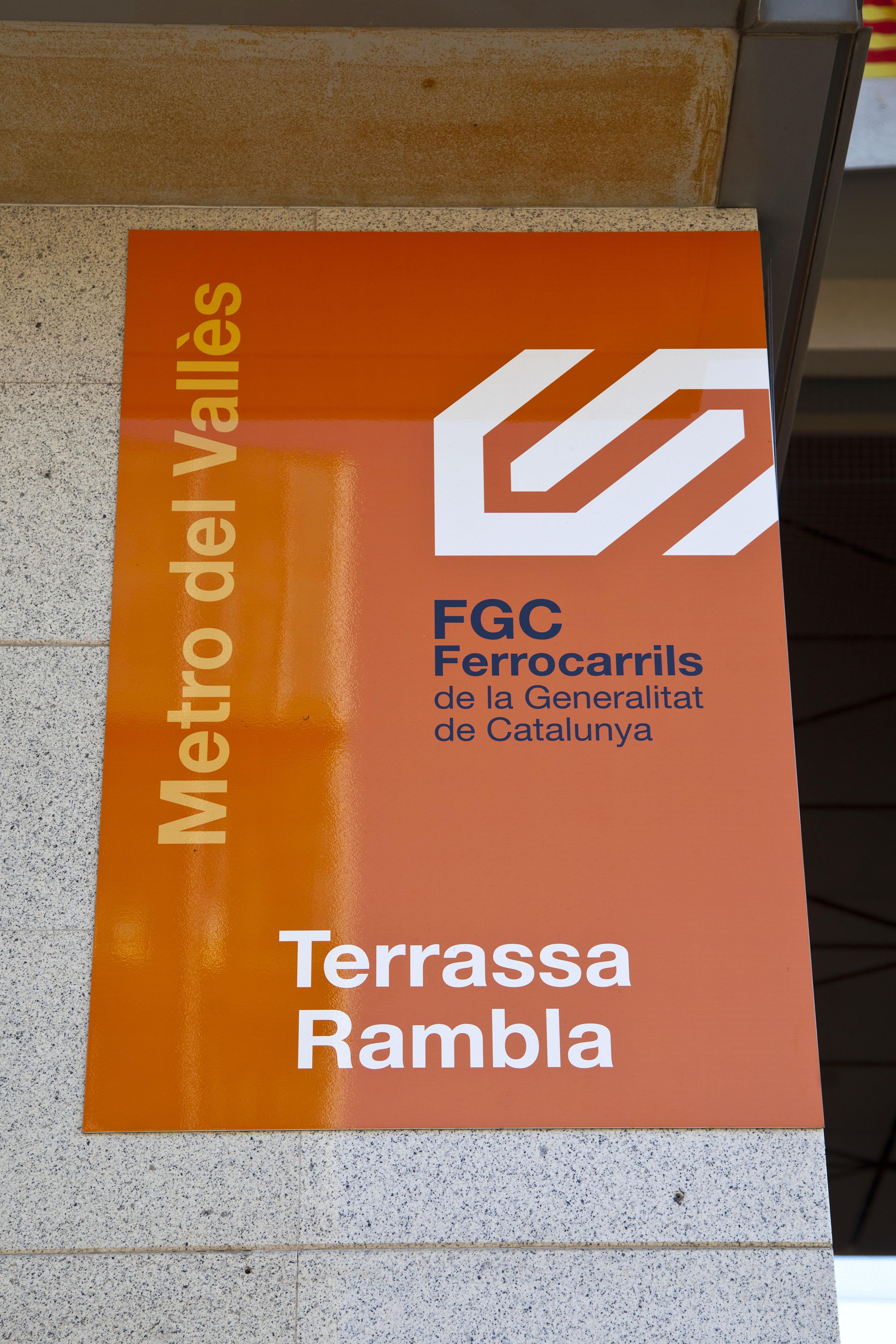 TERRASSA RAMBLA -FGC