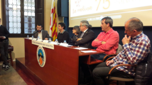 Reunió del Centre excursionista de Catalunya