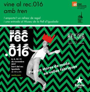 REC016 -Cartell- tertulia -tren -xarxes-2