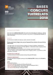 Bases concurs tuitrelats 2018