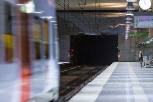 Foto estació Europa | Fira
