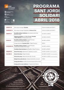 Programa St Jordi solidario año 2018 v2