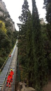 I Cursa Vetical Montserrat 2