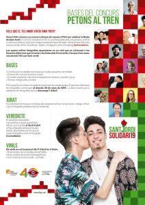 Bases del Concurs Sant Jordi Solidari 19