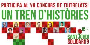 Twitter Sant Jordi Solidari 19