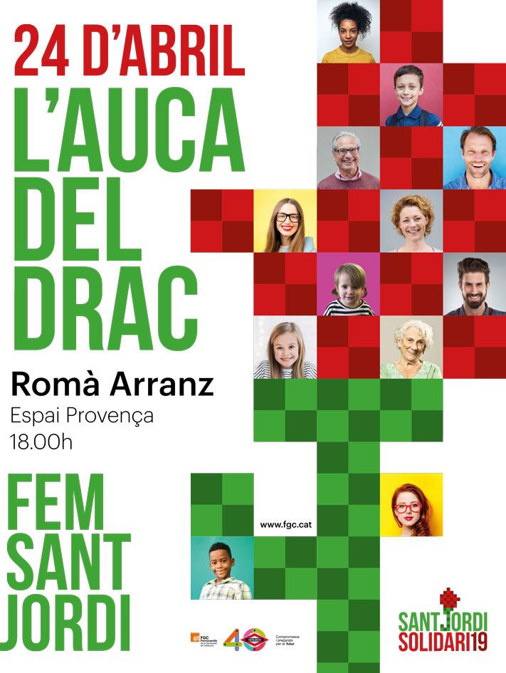 Auca Sant Jordi Solidari 19
