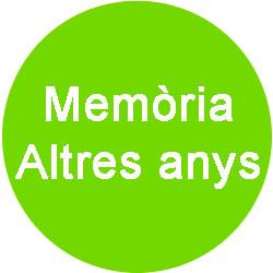 Memoria otros años
