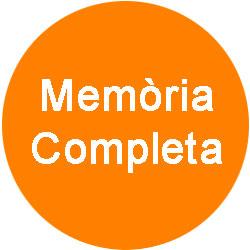 Memòria completa