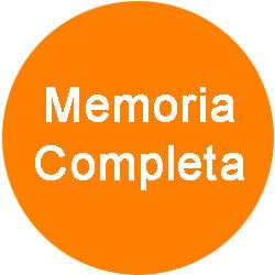 Memoria complerta