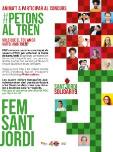 Petons Sant Jordi Solidari 19