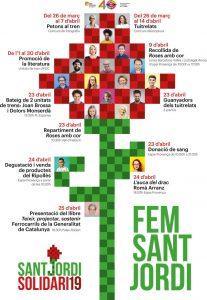 Programa Sant Jordi Solidari 19