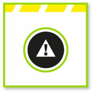Logo afectacions FGC