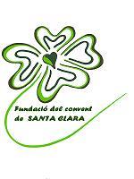 Logo petit fundacio Convent Santa Clara