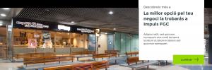 Negoci cafeteria a estació FGC