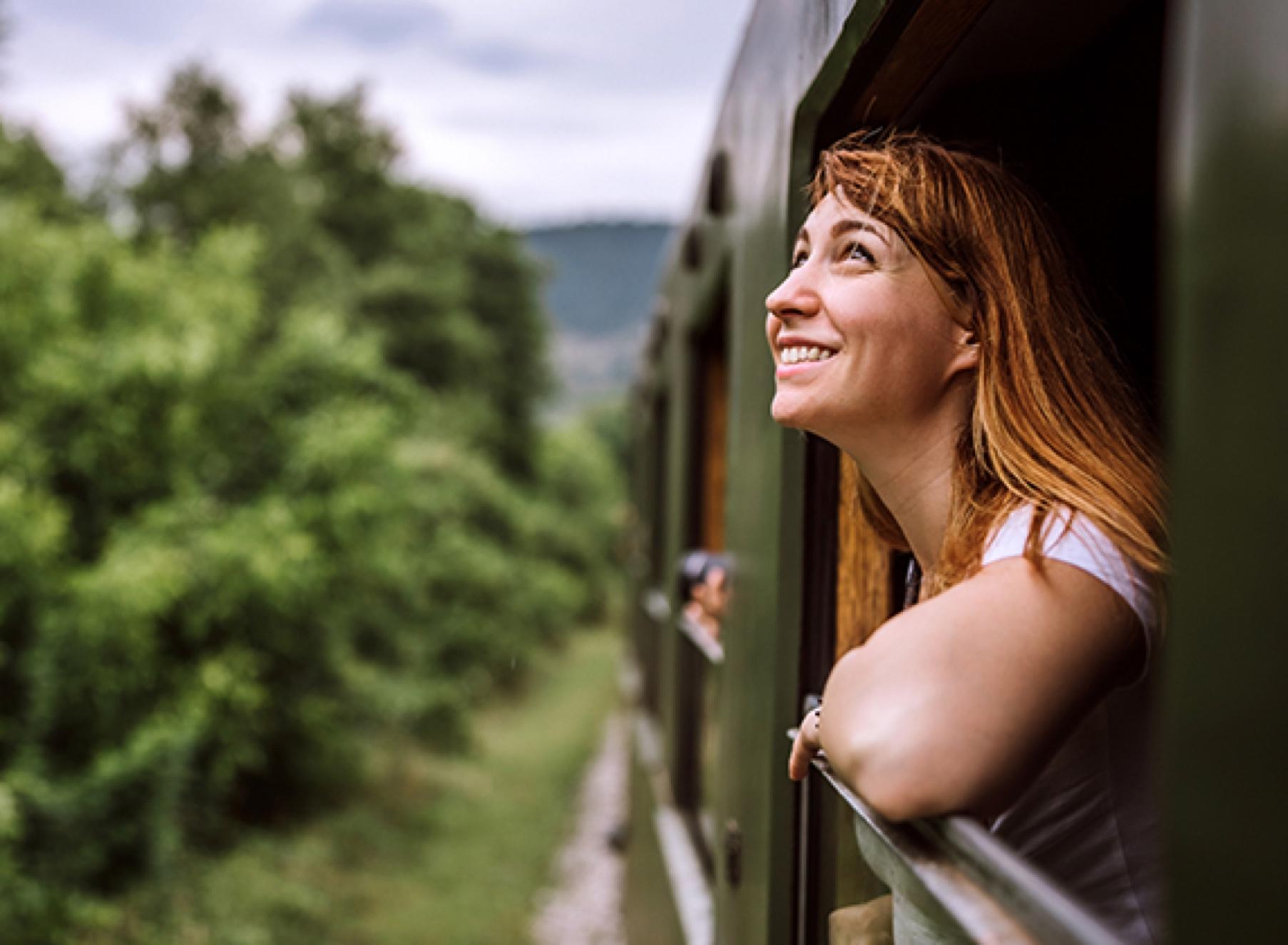 Tren ventana