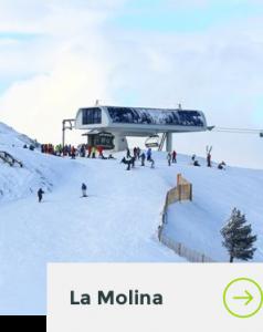 Estacio de La Molina