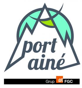 Port Ainé logo FGC