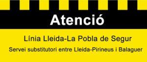 Atenció Lleida Pobla de Segur