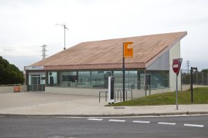 Estació FGC Colònia Güell