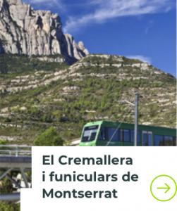 Cremallera i funiculars de Montserrat