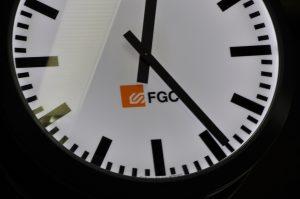 Rellotge FGC